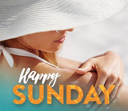 Happy SUN DAY!! - Sun Music | Centros bronceado | Solarium | Rayos UVA Madrid Centro
