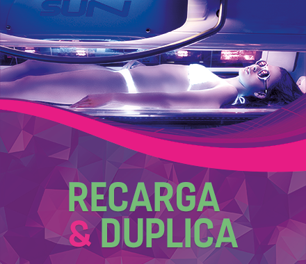 Recarga & Duplica - Sun Music | Centros bronceado | Solarium | Rayos UVA Madrid Centro