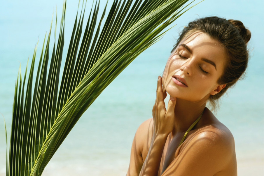 8 tips para un bronceado saludable