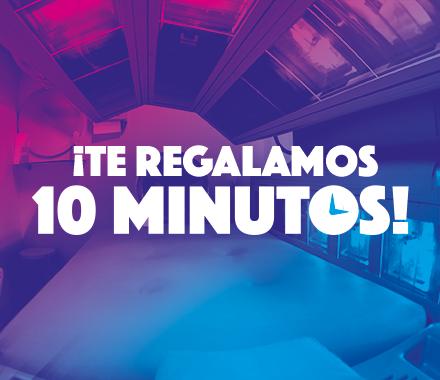 ¡Te regalamos 10 MINUTOS! - Sun Music | Centros bronceado | Solarium | Rayos UVA Madrid Centro
